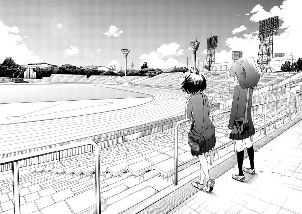 陸上長距離 駅伝 漫画